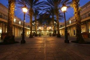 Disney Port Orleans French Quarter Hotel Exterior