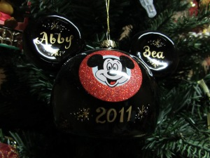 Christmas 2011 Ornament